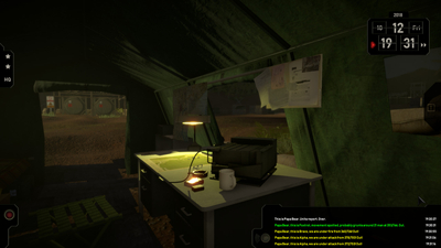 Radio Commander Screenshot 3