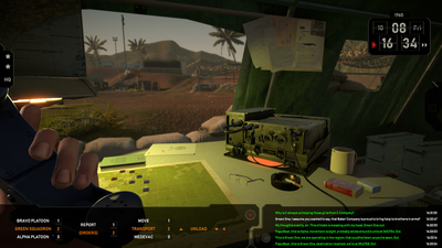 Radio Commander Screenshot 1