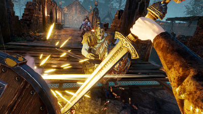 Asgard's Wrath Screenshot 3