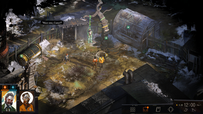Disco Elysium Screenshot 1