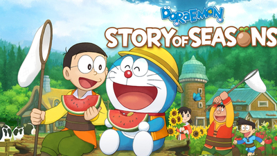 Doraemon: Story of Seasons Masthead