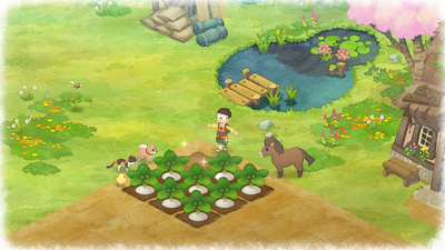 Doraemon: Story of Seasons Screenshot 1