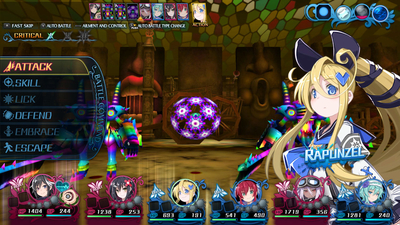 Mary Skelter 2 Screenshot 2