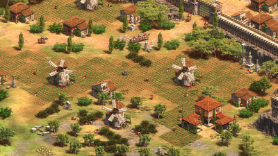Age of Empires II: Definitive Edition Masthead