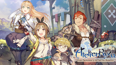 Atelier Ryza: Ever Darkness & the Secret Hideout Masthead