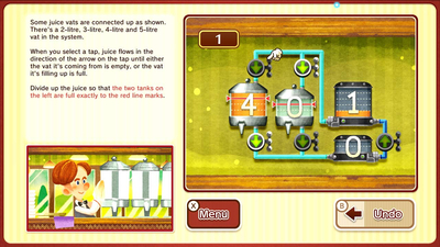 Layton's Mystery Journey (Deluxe Edition) Screenshot 2