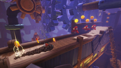 New Super Lucky's Tale Screenshot 5