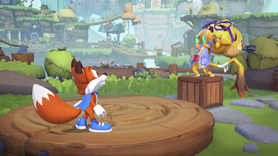 New Super Lucky's Tale Screenshot 1