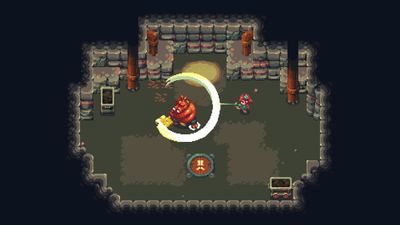 Sparklite Screenshot 2