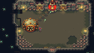 Sparklite Screenshot 1