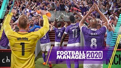 Football Manager 2020 Masthead