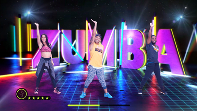 Zumba: Burn it Up! Screenshot 5