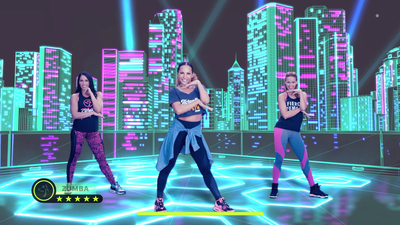 Zumba: Burn it Up! Screenshot 4