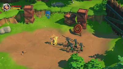 Asterix & Obelix XXL 3 - The Crystal Menhir Screenshot 2