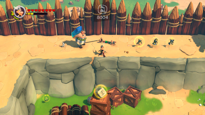 Asterix & Obelix XXL 3 - The Crystal Menhir Screenshot 4