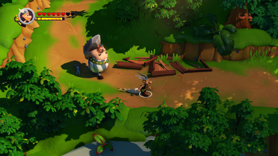 Asterix & Obelix XXL 3 - The Crystal Menhir Screenshot 1