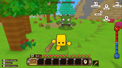 Cube Creator X Screenshot 2