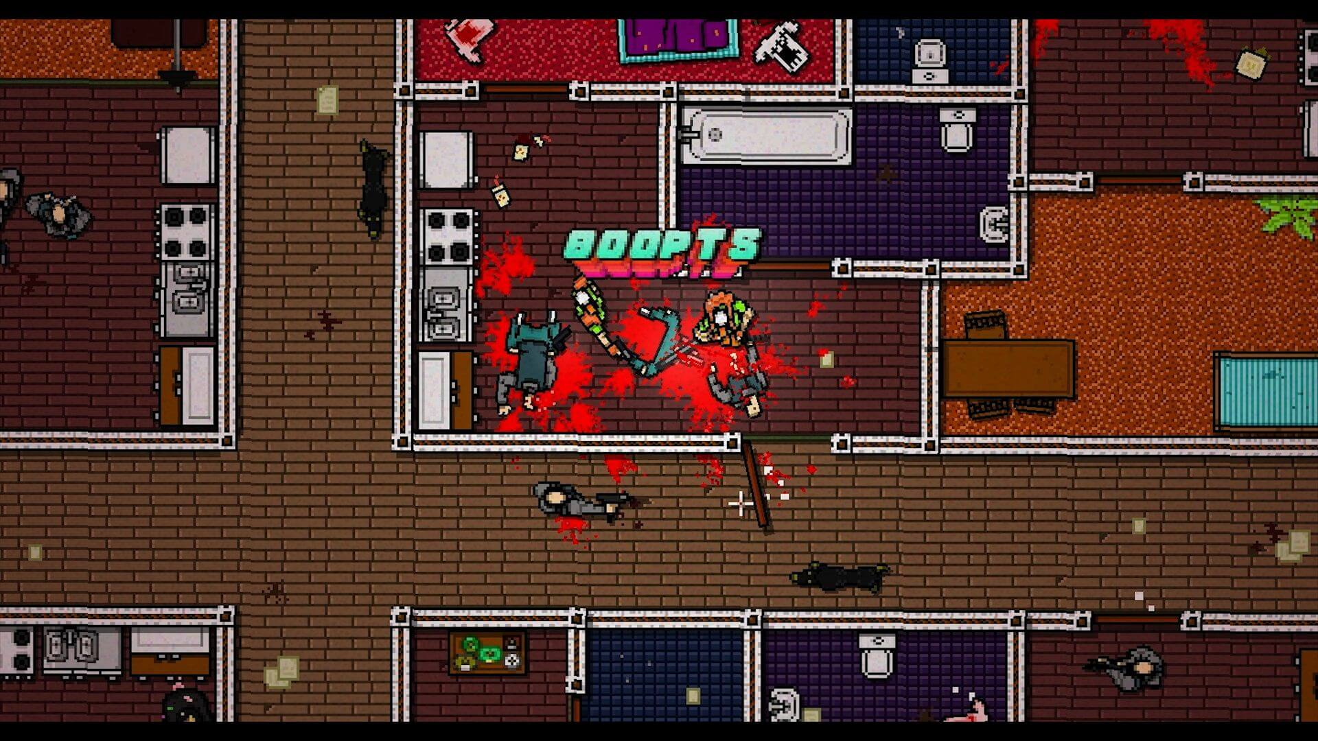 Hotline Miami 2: Wrong Number Masthead