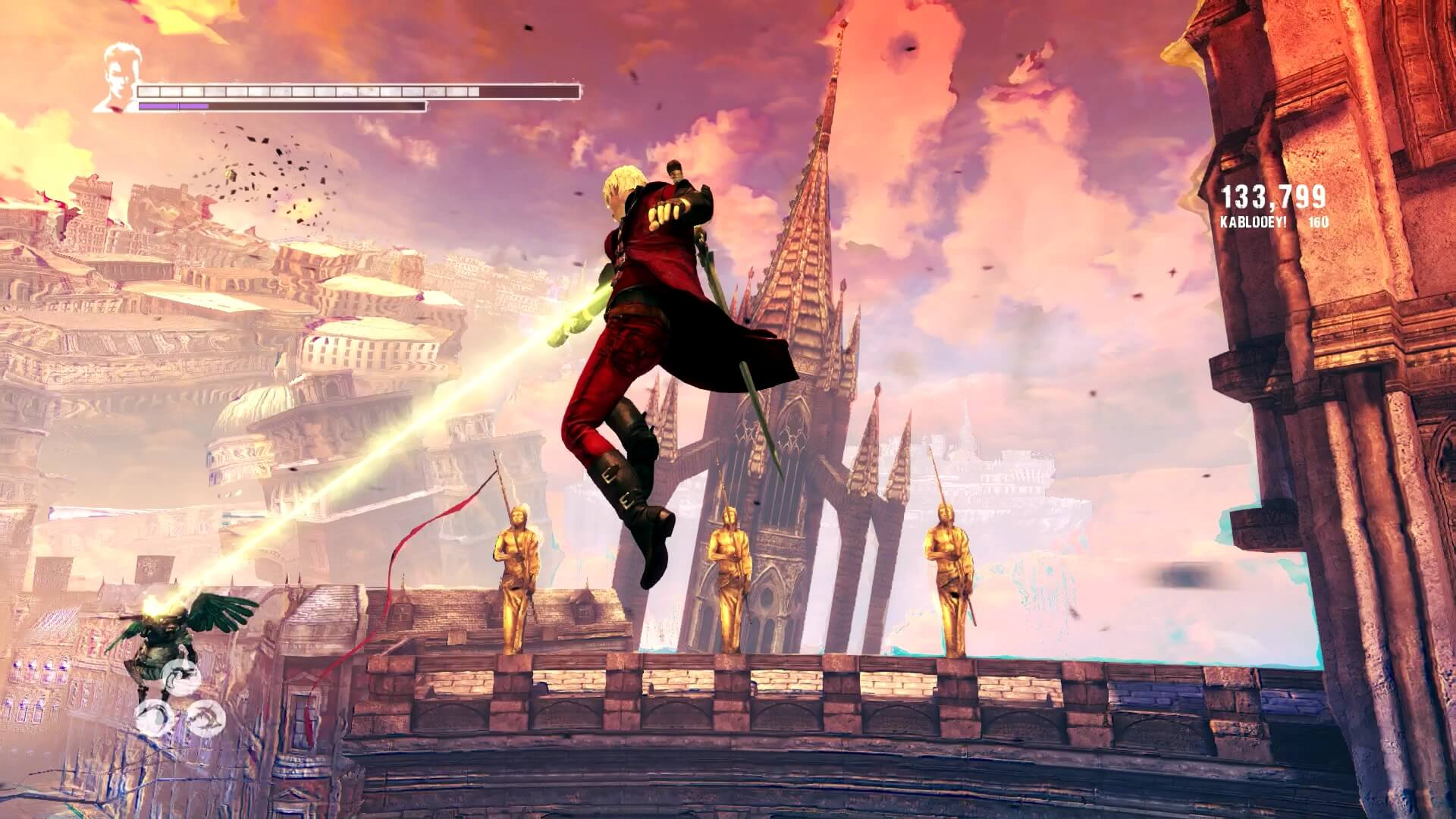 Dmc Devil May Cry Definitive Edition For Ps4 Xb1 Reviews