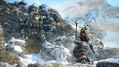 Far Cry 4: Valley of the Yetis Screenshot 1