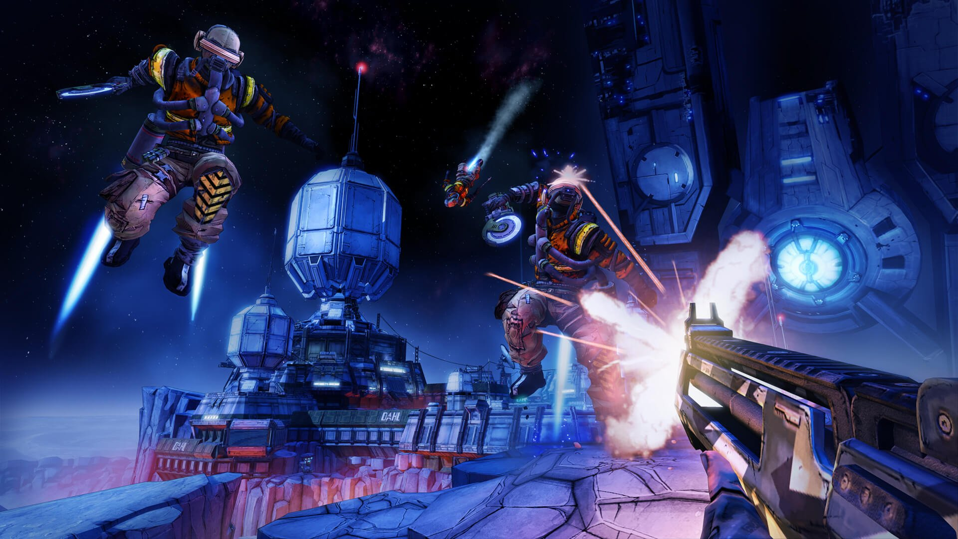 Borderlands: The Pre-Sequel Masthead