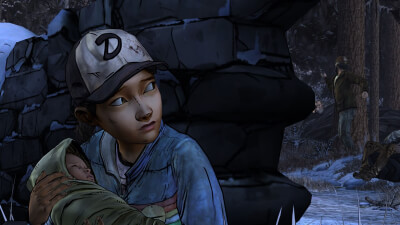 The Walking Dead: Season Two Episode 5 - No Going Back Masthead