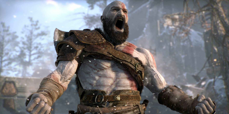 Surprising no one, God of War dominates UK sales