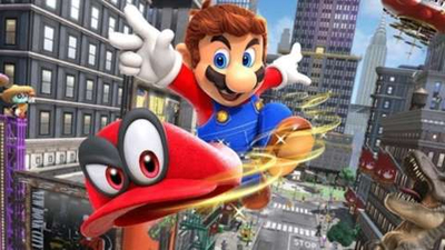 Super Mario Odyssey has now sold 10 Million copies