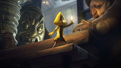 Little Nightmares Complete Edition coming to Switch on May 18th