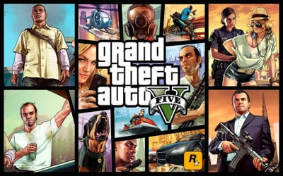 "GTA V just had its ""biggest year yet"" 5 years after release"