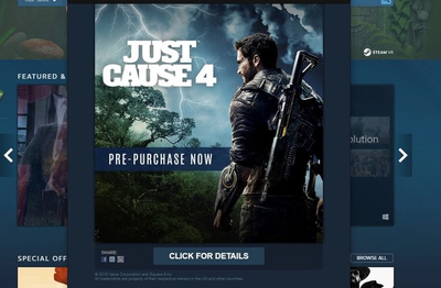Just Cause 4 leaked ahead of announcement
