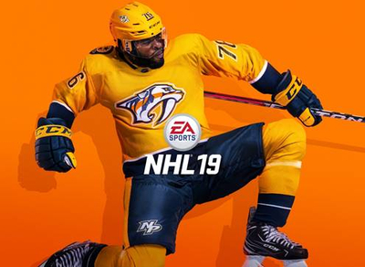 NHL 19 officially unveiled, P.K. Subban dubbed the cover athlete