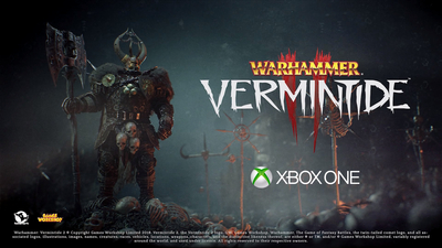 Vermintide 2 XBox One launch date & open beta news