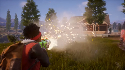 The Independence Pack is State of Decay 2's explosive new DLC