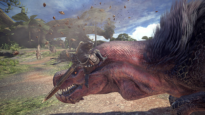 Monster Hunter World is coming to Steam on August 9th