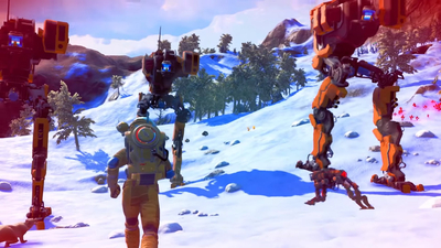 Multiplayer coming to No Man's Sky on July 24th