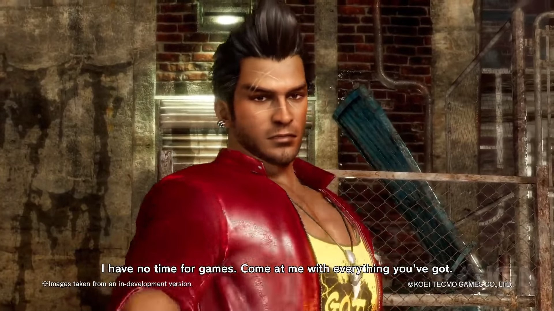 Diego Revealed In New Dead Or Alive 6 Trailer Opencritic