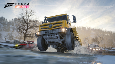 Start your engines! Forza Horizon 4 has a new demo!