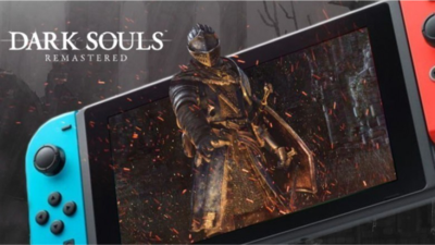 "Dark Souls: Remastered Switch ""network test"" coming September 21st"
