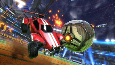 Rocket League's New Hot Wheels DLC is now available with Season 9