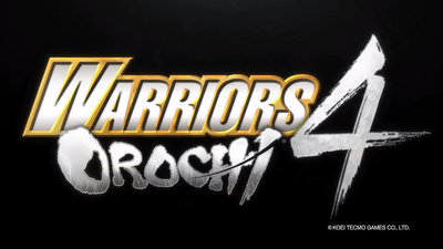 Warriors Orochi 4 launch day arrives!