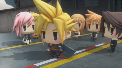 World of Final Fantasy Maxima arrives for multiple platforms