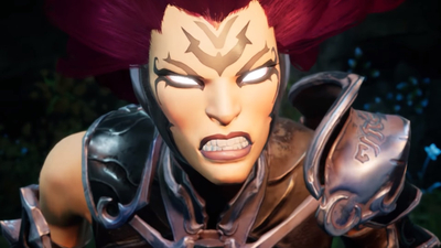 Darksiders III launch trailer provides Fury's motivation