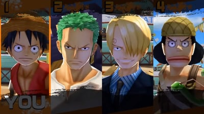 One Piece: Bounty Rush brings pirate-y action to your mobile device