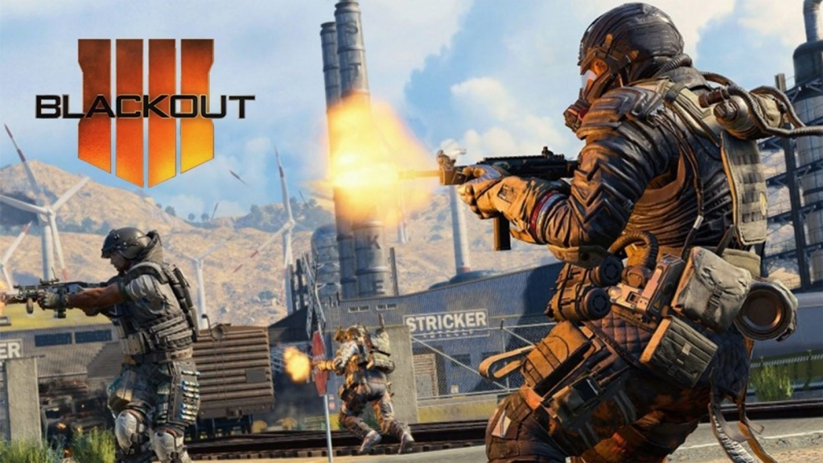 You can check out CoD: Black Ops 4's Blackout mode for free Header Image