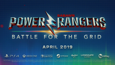Power Rangers: Battle for the Grid announced for multiple platforms