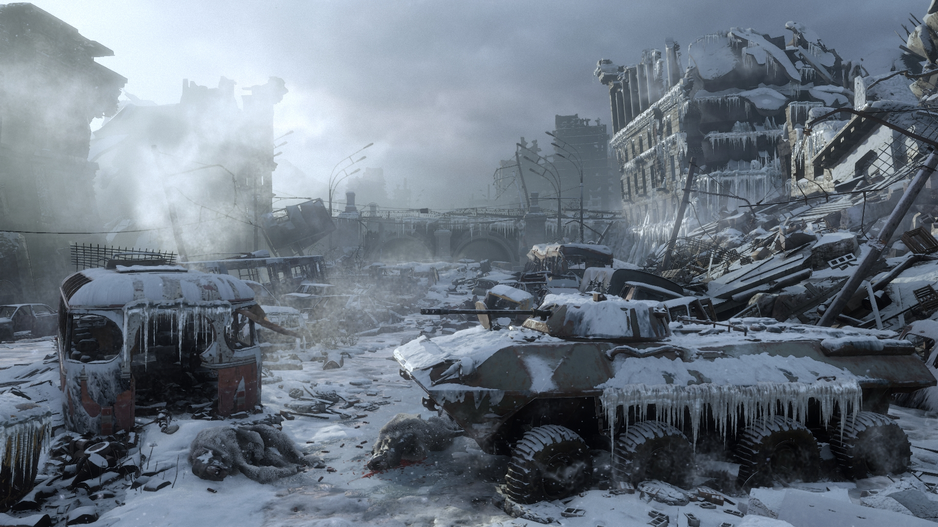 Metro Exodus to be an Epic Store exclusive Header Image