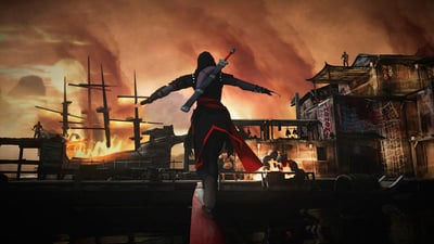 Assassin's Creed Chronicles: China is a free gift from Ubisoft