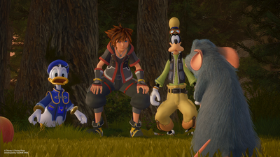 Kingdom Hearts III is the fastest selling title in franchise history
