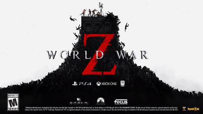 "World War Z will feature ""PvPvZ(ombies)"" multiplayer action"